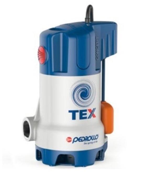 Pedrollo TEX 3 погружной дренажный насос