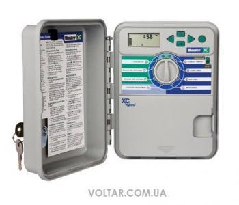Hunter XCH-1200 автономный контроллер для управления 12-мя зонами полива