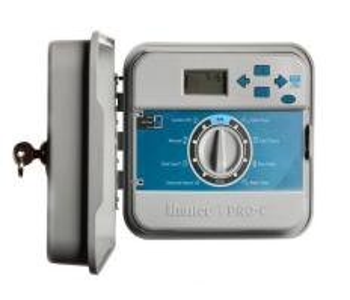 Hunter PCC-1201-E контроллер для управления 12-мя зонами полива (наружный)